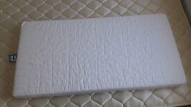 baby mattress 120cm x 60cm x 7cm