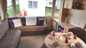 Cheap, Double Glazed, Heated, Static Caravan For Sale, Lancashire Coast