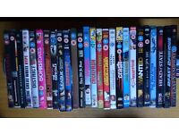 DVD Collection 26 Titles - Excellent Condition, see photo for Titles
