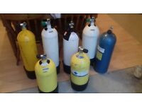 scuba diving bottles cylinder hunting shooting charge air tank