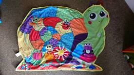 Lamaze baby sensory mat