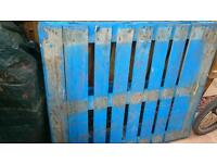 Wooden pallet free