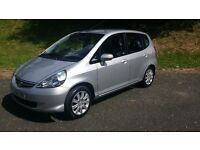 HONDA JAZZ 1.4 DSI SE, GREAT CONDITION & VERY CLEAN , 2005, SILVER, F.S.H.