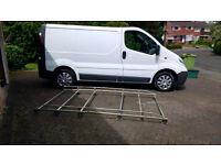 Roof Rack for Vauxhall Vivaro