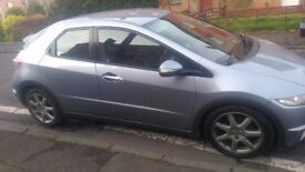 Honda Civic 1199£ 2007y