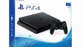 NEW Sony playstation 4, 1TB