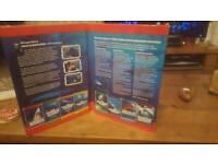 8 dvd set shark attack