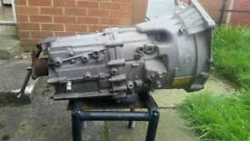 Bmw e60 2003 520i 525i 6 speed gearbox