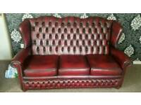 Chesterfield Suite 3+1 seater