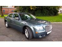 2007 Chrysler 300C CRD diesel. MOT'd 11 months, FSH and one owner from new.