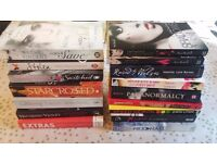 Books for teenagers - 30 in total - vampires and other books