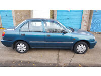 Daihatsu Charade GLXi 1.5L 4 Door Saloon full MOT