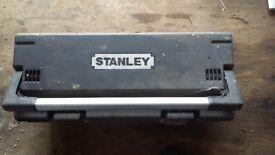 Stanley tool box,