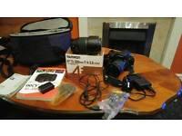 Sony a200 kit