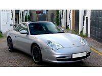 Porsche 911 Targa 2002 3.6 (needs engine repair) stunning condition, low miles, FSH, MOT, HPI Clear
