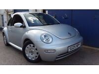 2005 VW BEETLE SILVER MANUAL LOW MILEAGE 64K NEW CAMBELT EXCELLENT CONDITION