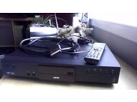 DVD player - in perfect working order