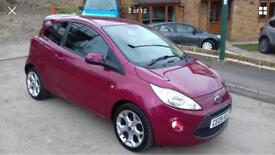 Ford Ka 2009 Zetec, 1.2, 55000 miles, Excellent condition