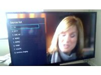 luxor 50 inch smart tv only 2 months old