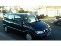 Vauxhall Zafira Automatic Only 61k 1.8 Petrol 7 Seat Full History