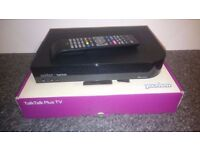 *OFFERS WELCOME* YOUVIEW HD+ freeview box+remote.still boxed with all cables.used twice