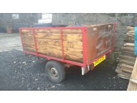 Builders trailer in ex condtion