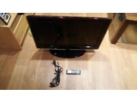 "tv samsung 32"" + brand new remote"