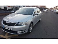 2013 Skoda Rapid Elegance TDI CR VERY LOW MILEAGE