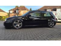 """Vw Gti Monza 5x100 18"""" Alloy Wheels With Tyres"""