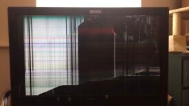 "28"" Technika TV **SPARES OR REPAIRS**"