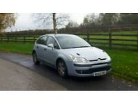C4 PICASSO 1.6 HDI 5DR HATCHBACK LOW MILEAGE N LONG MOT