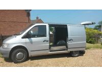 van for sale, good condition for year