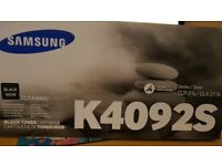 New Samsung K4092S Black toner Cartridge