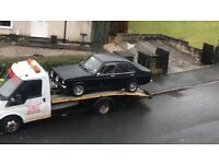 24hr Car breakdown and recovery service