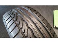 235 45 17 1 x tyre Dunlop SP Sport 01