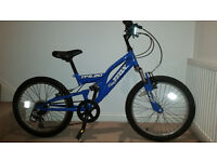 Boys 6 speed mountain bike in great condition. Suit 5-9 years old