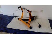 Cycle trainer Crono mag elastogel elite