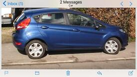 Ford Fiesta 1.4D Edge