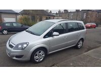 Vauxhall zafira ecoflex diesel immaculate condition