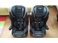 Nania I-max car seats
