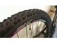 Kenda 27.5 x 2.10 mountain bike tyres new