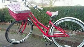 Girls pendleton bike age 8- 12 yrs