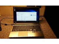 SAMSUNG GAMING LAPTOP i5 CPU NVIDIA GT 650M 8GB RAM 1TB HD 15.6 LED SCREEN JBL SPEAKERS