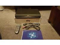 Sky+HD box, 250GB