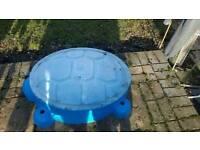 Sandpit Blue Turtle