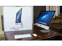 """Like new, used a number of times, Late 2013 Apple iMac 21.5"""" 2.7GHz core i5 1TB HD"""