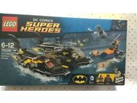 Lego dc 76034 complete boxed