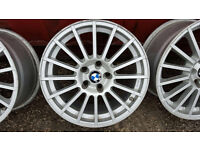 "BMW Dotz Le Mans 17"" alloy wheels E36 E46 E90 E60 E39"