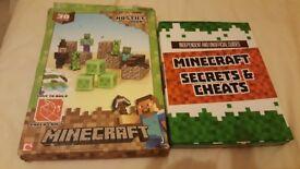 Minecraft cheats and minecraft paper craft