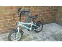 """Boys 14"""" bike."""
